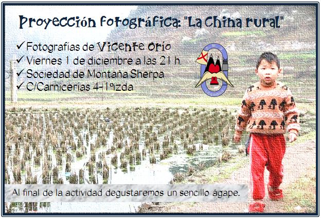 la china rural