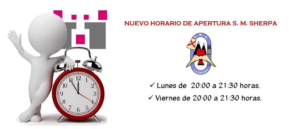 horario apertura