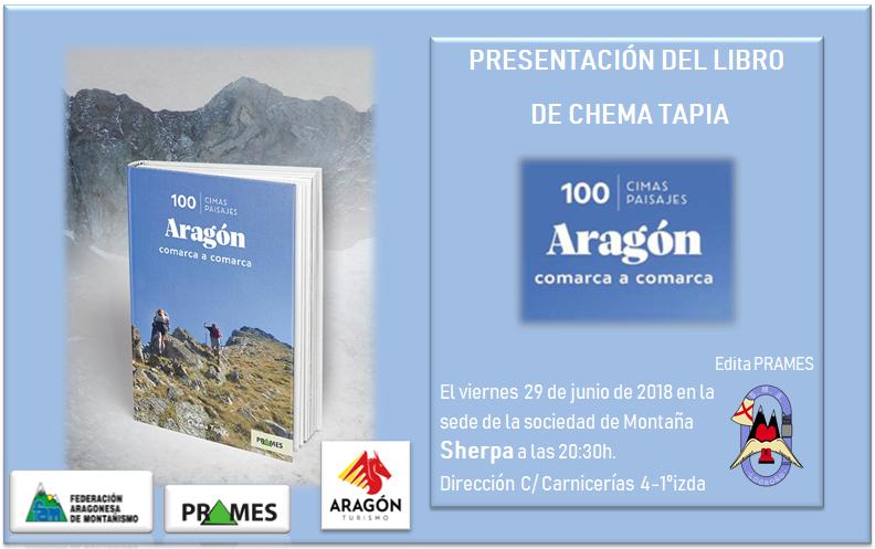 Presentación libro Chema Tapia 2