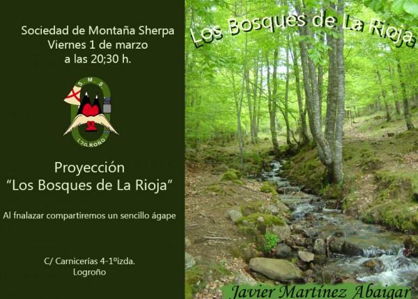 Loa bosques de La Rioja